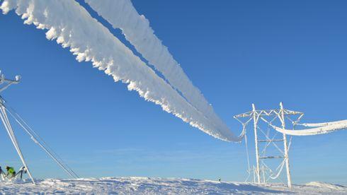 Ny rekord i Norge i dag tidlig: Aldri brukt så mye strøm