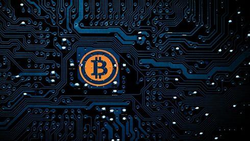Illustrasjonsbilde av bitcoin.