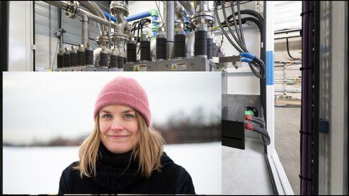 Mener vi bør være føre var: Forsker på om hydrogen-utslipp påvirker klimaendringene