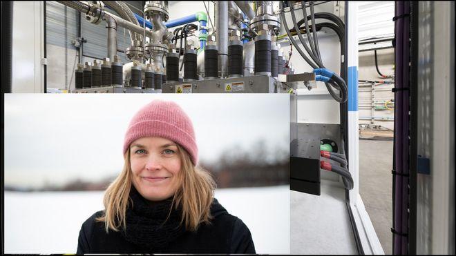 Mener man bør være føre var: Skal finne ut om hydrogen-utslipp påvirker klimaendringene