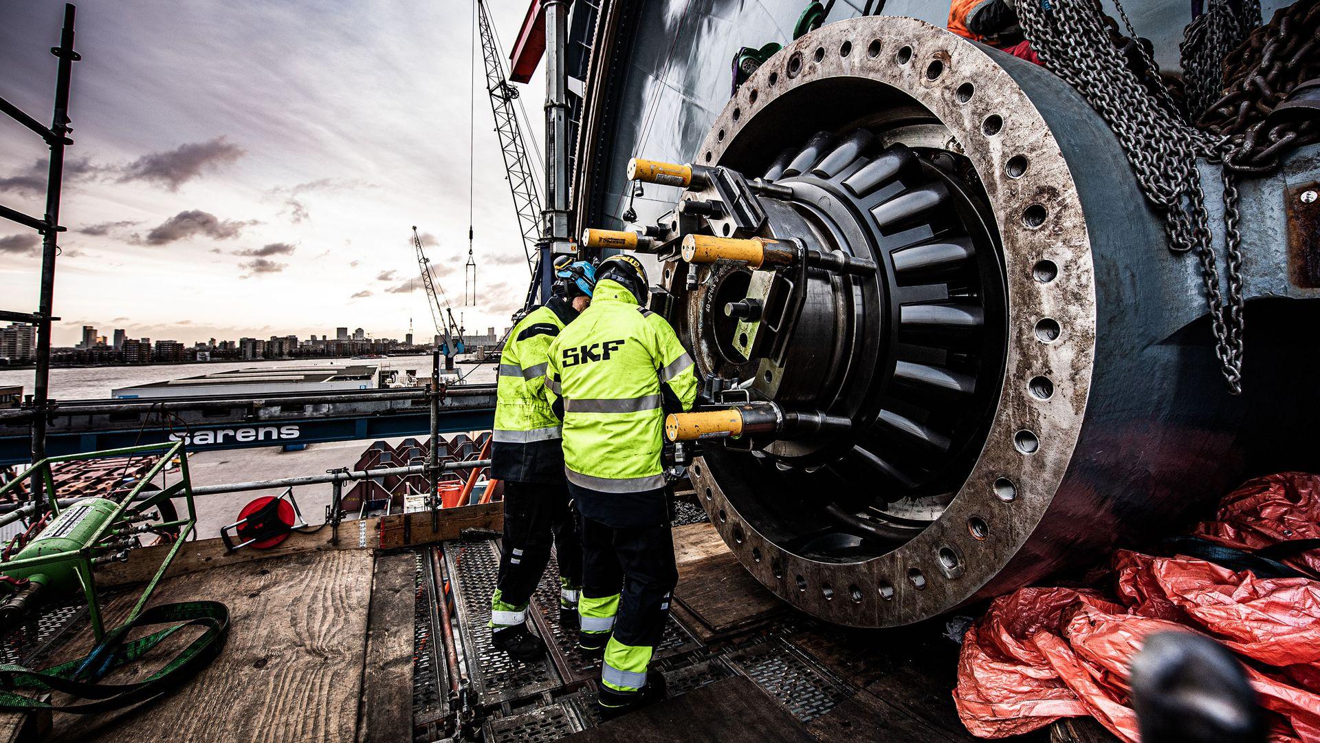 ANNONSE: Tilstandskontroll og riktig vedlikehold øker konkurranseevnen i norsk industri