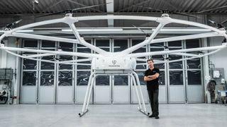 Schenker vil starte drone-frakt av varer fra Oslo til Fornebu til høsten