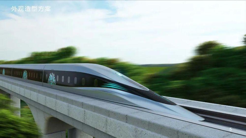 Med kraftig nedkjøling oppnår kineserne superleding og får frem et maglev-tog som kan nå 620 km/t under atmosfærisk trykk.
