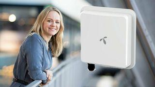 Både Telenor og Telia med utendørsenhet for fast trådløst bredbånd fra Zyxel