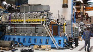 Rolls-Royce-selskap på vei mot ammoniakk og hydrogen-framtid