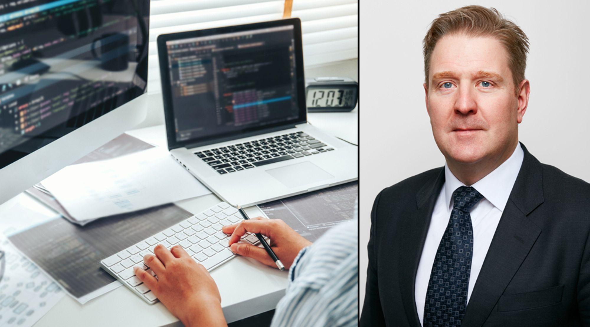 Hans Jørgen Bender, arbeidslivsadvokat i Advokatfirmaet Selmer, ser konturene av et år med flere og hardere arbeidskonflikter.