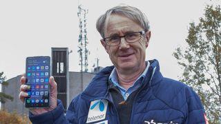 Telenors dekningsdirektør Bjørn Amundsen.