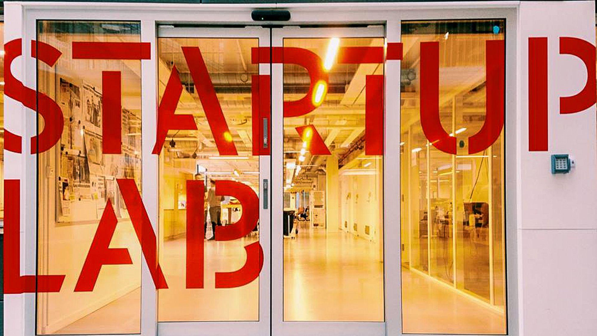 StartupLab er lokalisert i Forskningsparken i Gaustadbekkdalen i Oslo. Her får gründere hjelp de trenger for å vokse og etablere kontakter til ressurspersoner.
