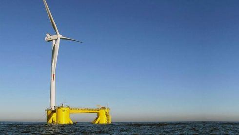 Statkraft og Aker går sammen om havvind: Vil sende strømmen til Storbritannia