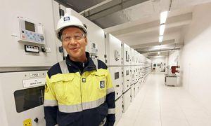 Herøya Industripark oppgraderer strømforsyningen med digitale løsninger