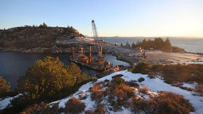 Equinor tildeler kontrakten for den 100 kilometer lange rørledningen ut til CO2-lageret