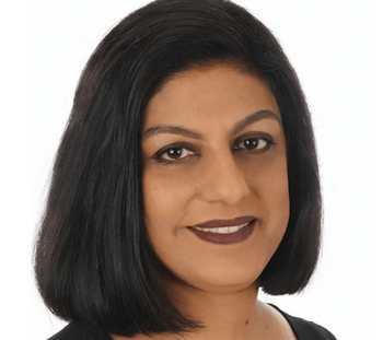 Chetna Bindra, gruppeproduktsjef i Google Ads med ansvar for brukertillit og personvern.