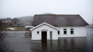 Mer regn og bedre regelverk gir andre typer byggskader