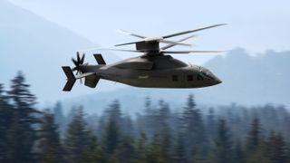 To helikoptre kniver om å erstatte Black Hawk: Den ene tilbys også til Norge