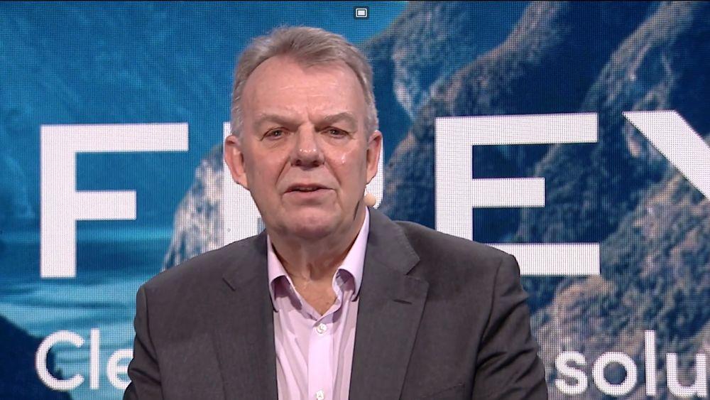 Annonserer fusjon: Gründer i Freyr og arbeidende styreformann, Torstein Dale Sjøtveit, har fått inn en stor og rik partner.