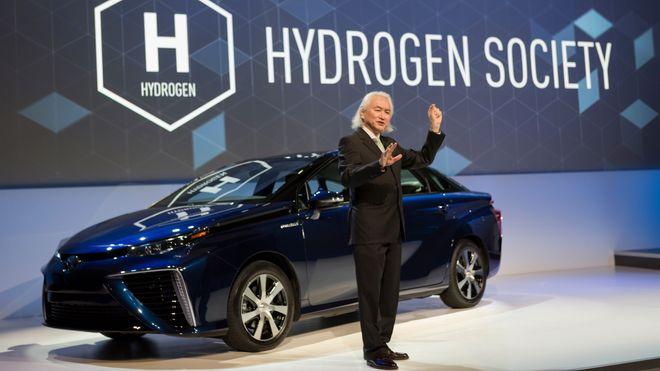 Corvus og Toyota med samarbeid: Skal kombinere batterier og brenselceller i skip