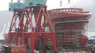 Verftet skal ikke bare bygge og reparere: Nå har det fått klarsignal til å hugge opp skip på Kleven