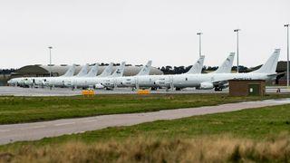 Nye fly er i rute: Har startet byggingen av Norges første P-8A Poseidon