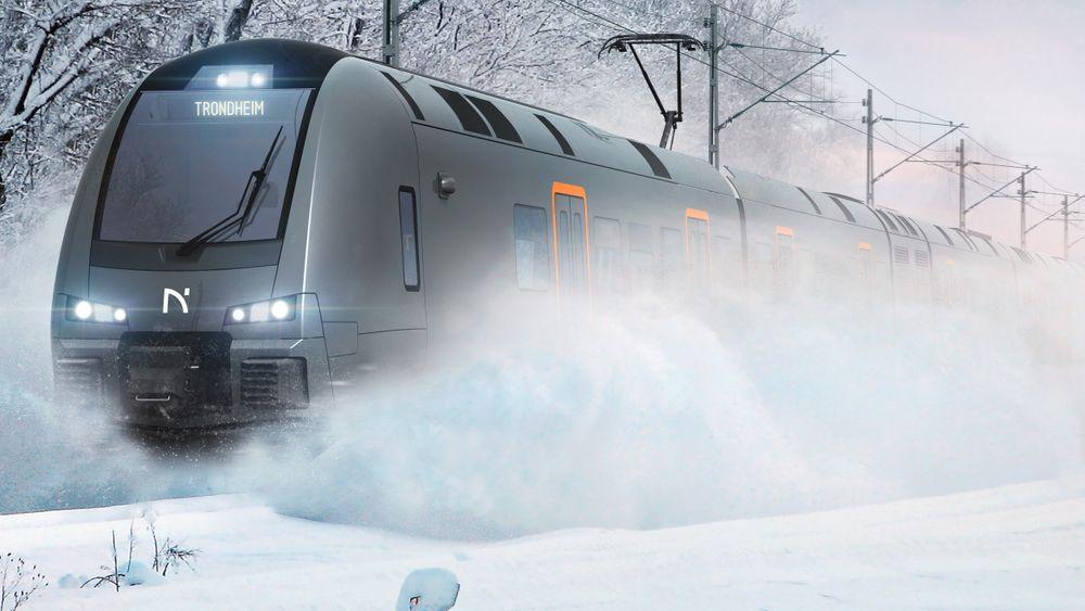 Innovasjon, forskning og utvikling i jernbanesktoren er prioritert i EU - men Norge risikerer å bli utestengt fordi vi ikke er med i Horizon Europe