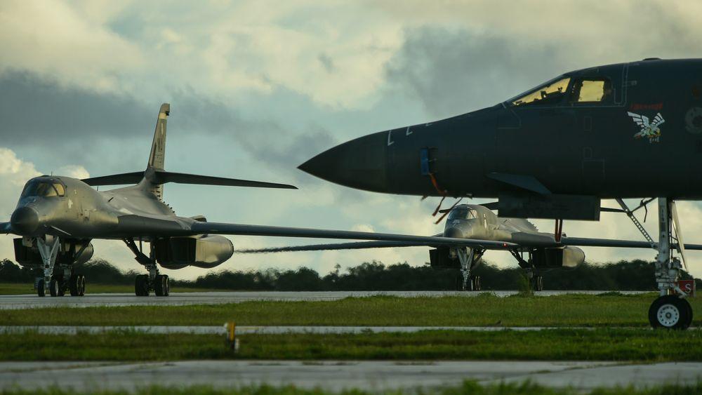 7th Bomb Wing dro hjem i slutten av november 2020 til Texas etter å ha deployert med fire B-1B Lancer og 200 soldater til Guam. Nå er det Ørland som står for tur.