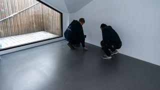 Dette stilige gulvet fungerer like bra i boliger som i næringslokaler