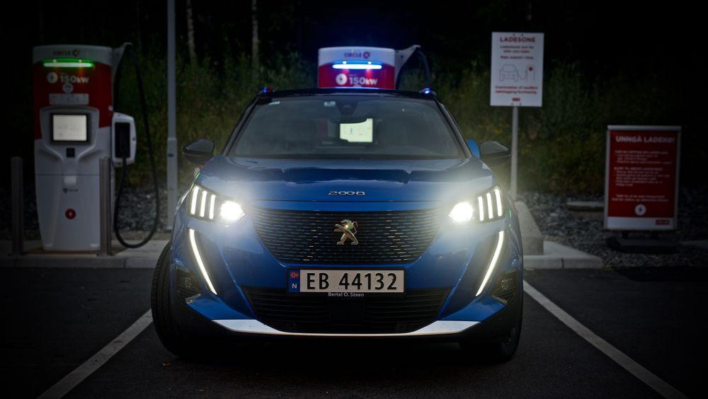 Etter Audis og Volvos populære elbiler var Peugeot 2008 den tredje mest solgte elbilmodellen i januar 2021.