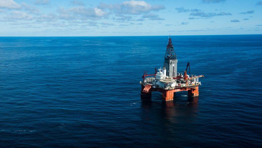 Equinor har gjort et oljefunn når Fram-feltet i Nordsjøen. Brønnen ble boret av riggen West Hercules.