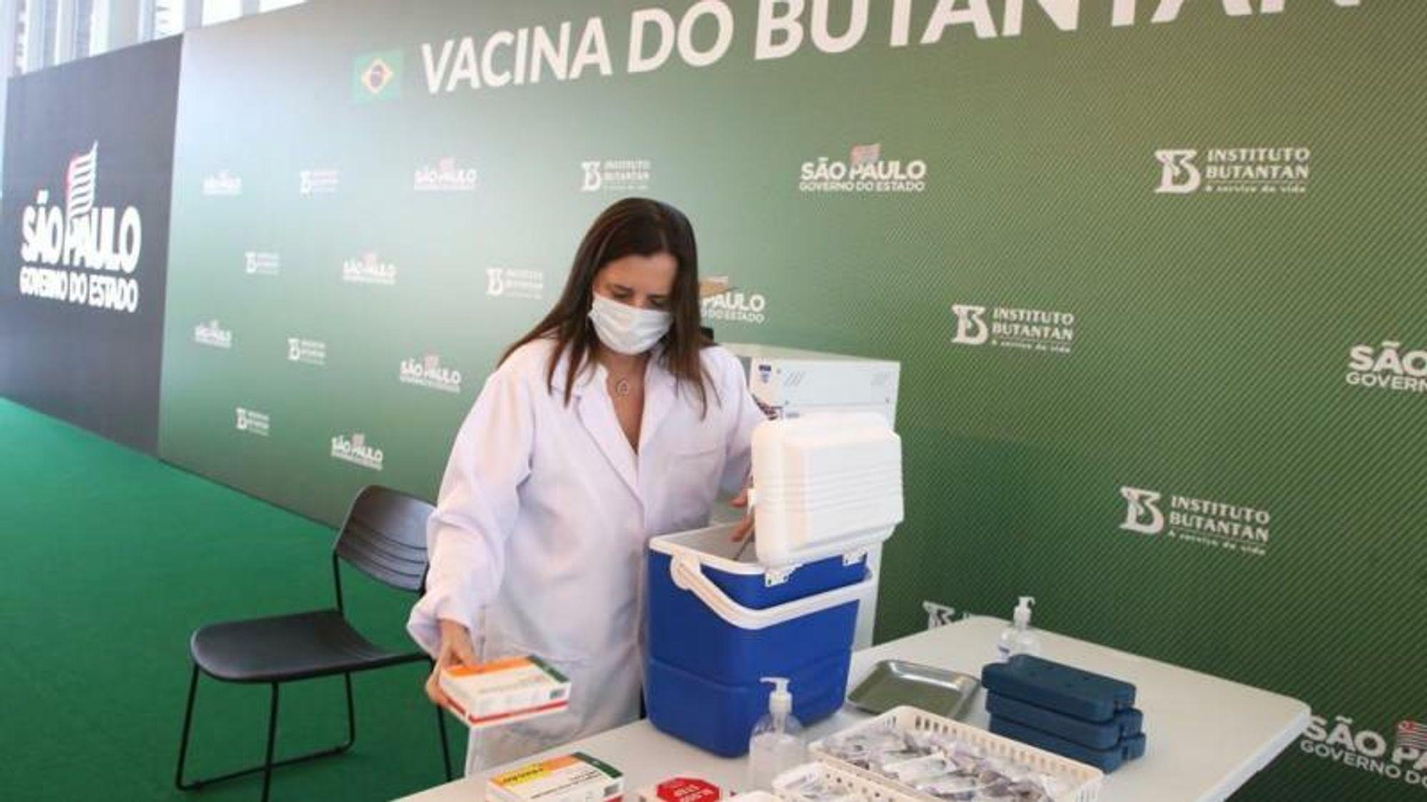 En rekke brasilianske forskere har undersøkt hvordan en 29 år gammel brasilianer ble smittet med Covid-19.