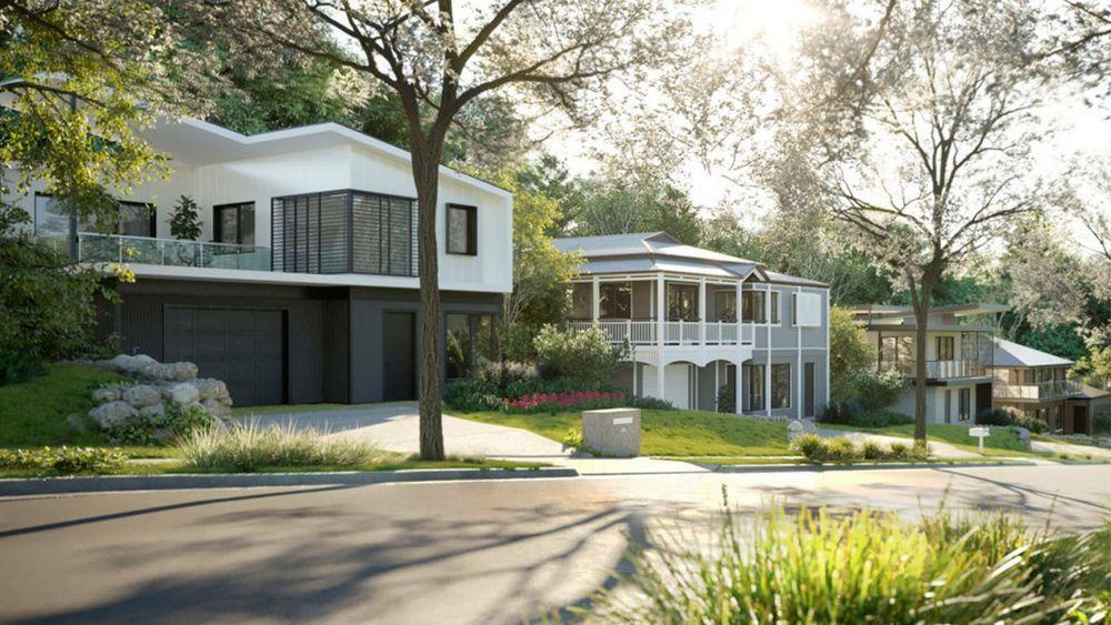 Håpet er at beboerne i Oxelys Songbird Housing Development skal kunne tjene penger ved å selge overskuddsstrøm. Prosjektet skal gå i pluss etter fem år for beboerne.