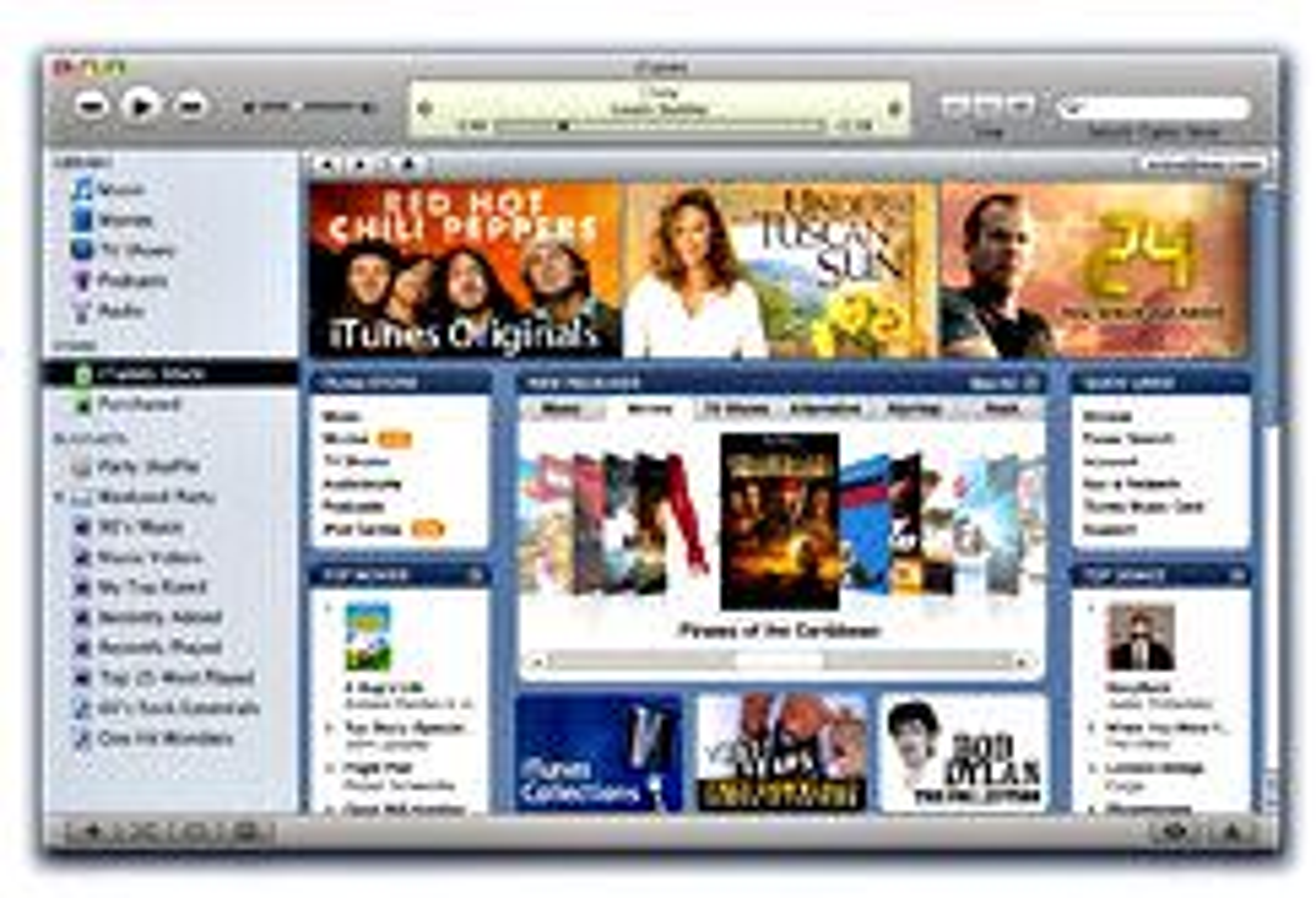 En fremtid uten DRM i iTunes?