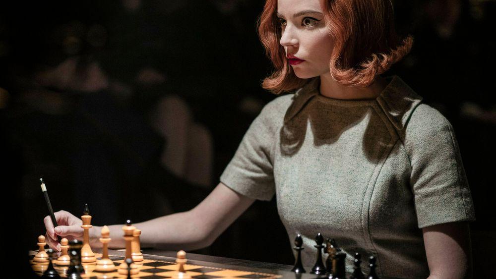 Serien Queen's Gambit er både den mest sette på Netflix og har gitt en enorm vekst i sjakkinteressen verden over.
