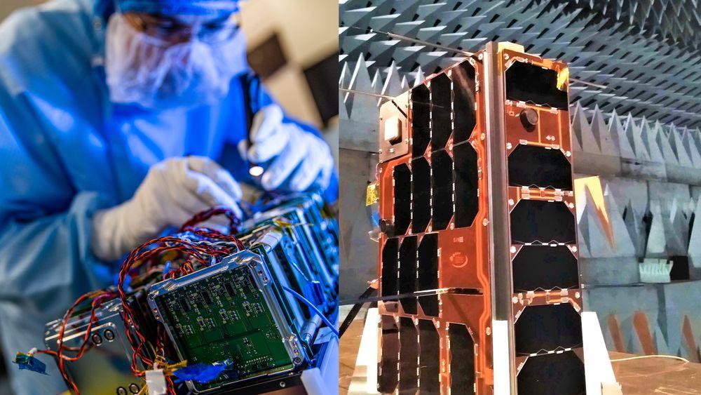 Nederlands satellitt BRIK-II skal etter planen gå i bane fra mars 2021.