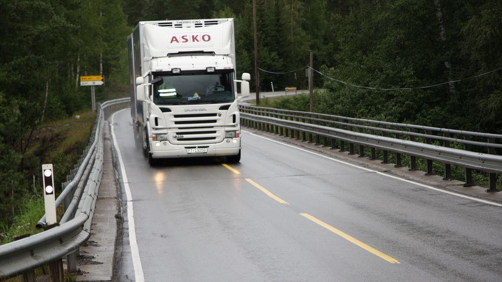 Godstrafikken med å bli en del av det grønne skiftet, skriver forfatterne.