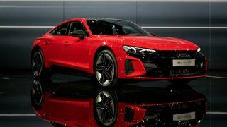 E-Tron GT er Audis sterkeste elbil til nå