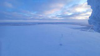 Norges kaldeste mobiltårn dekkes av Ice