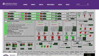 Vannverk ble hacket – skjermbilde av kontrollpanelet var brukt som reklame