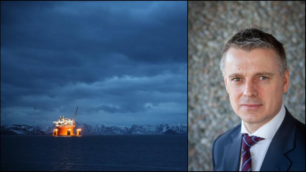 – Dette er kraft vi også kunne trengt til andre formål. Men petroleumsnæringen har nok større betalingsevne for denne krafta enn en del grønne næringer, sier NVE-direktør Kjetil Lund.