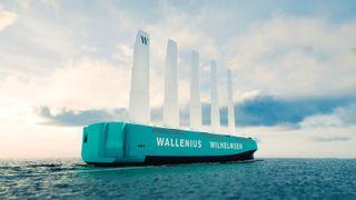 Akterampen skal  tåle 150-200 tonn og høyden på hoveddekkene som kan ta tung last blir 5 meter.