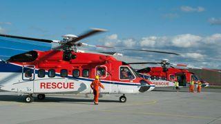 CHC skal fly fra den nye redningshelikopter-basen i Tromsø