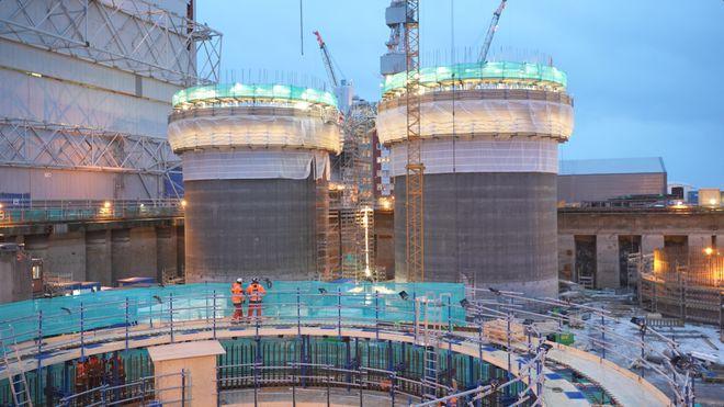 Se betongfundamentene til Hywind Tampen bli støpt: Det første offshore betongprosjektet i Norge siden Troll