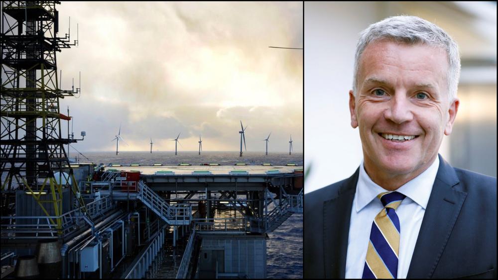 – Skal vi få ned utslippene før 2030, må vi elektrifisere med kraft fra land. Etter hvert kan vi supplere med havvind og hydrogen, men det går ikke like fort, siersjeføkonom i Equinor, Eirik Wærness.