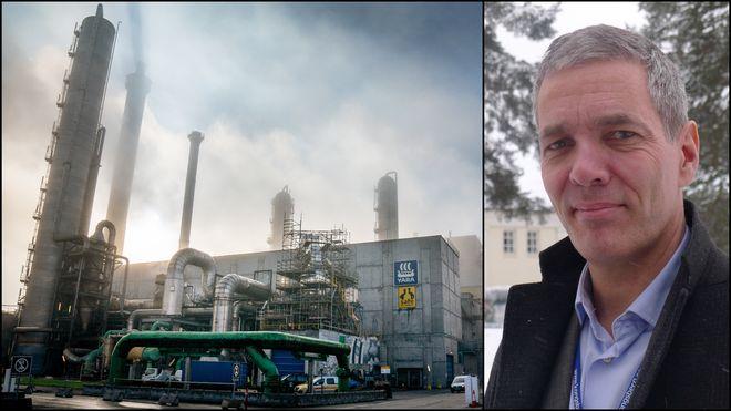 Herøya vil trenge over 6 TWh: – Jeg stiller meg tvilende til at vi har nok kraft
