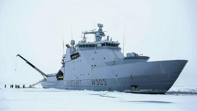 Kystvaktskipet KV Svalbard er et av de norske kystvaktskipene som er levert med motorer fra Bergen Engines, som er kjøpt opp av et russiskkontrollert selskap. Både Forsvaret og eksperter er bekymret for at motorteknologien kan havne i feil hender.