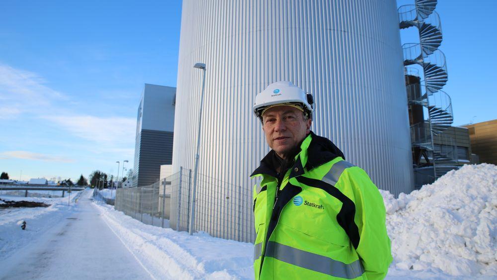 – Vi har anslag som inkluderer sokkelen, og likevel har vi kraftoverskudd i våre prognoser, sier Christian Rynning-Tønnesen, konsernsjef i Statkraft.