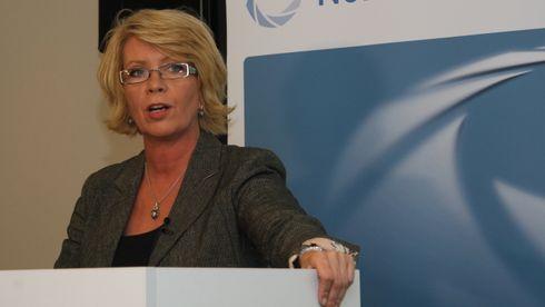 Åslaug Haga blir vindkraft-topp:– Vindkraft vil spille en avgjørende rolle i omstillingen av den norske økonomien