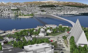 Norges beste og mest komplette 3D-modell