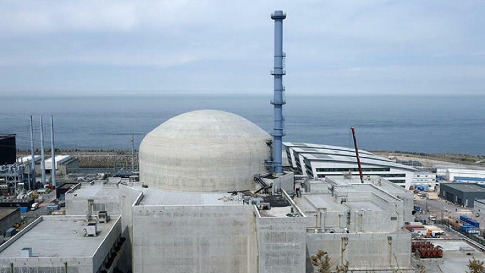 Flamanville 3 er en 1650 MW EPR-reaktor under konstruksjon i Frankrike.
