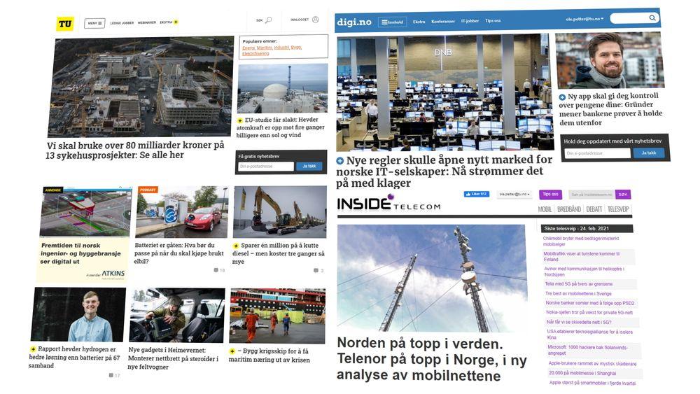 Mer enn 15.000 har tegnet abonnement på Ekstra hos Teknisk Ukeblad Media.