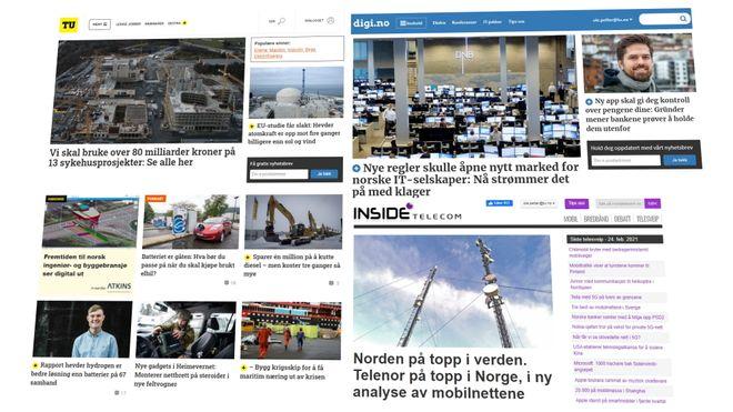 Nå har mer enn 15.000 tegnet digitalt abonnement hos TU Media
