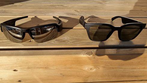 Bose solbriller med handsfree: Vi ville bytta ut ørepluggene med disse